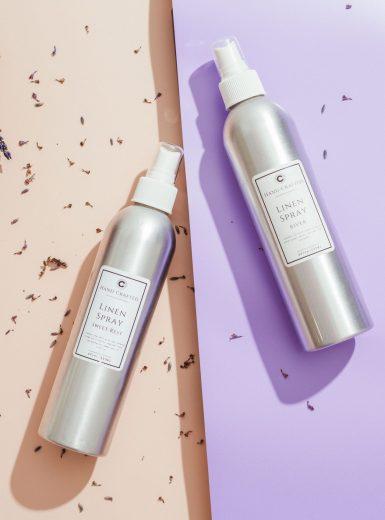 Linen Spray Website